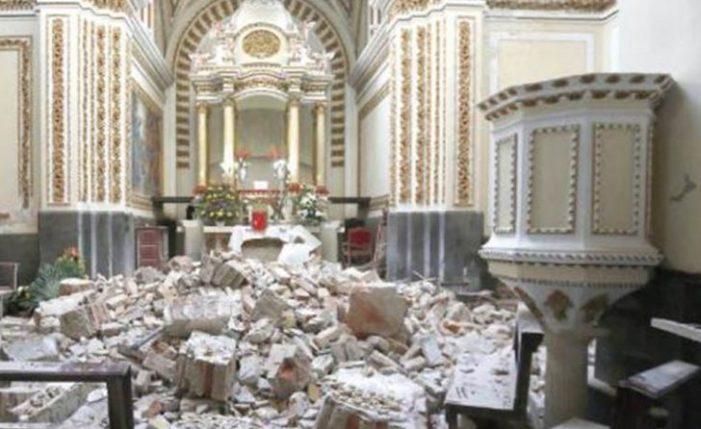 INAH registra 373 bienes culturales afectados por el sismo