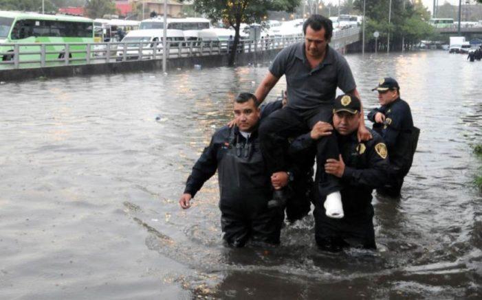Más árboles y menos asfalto para evitar inundaciones: especialista de la UNAM