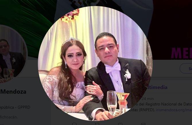 Celebró senadora perredista ligada a Los Templarios boda por todo lo alto