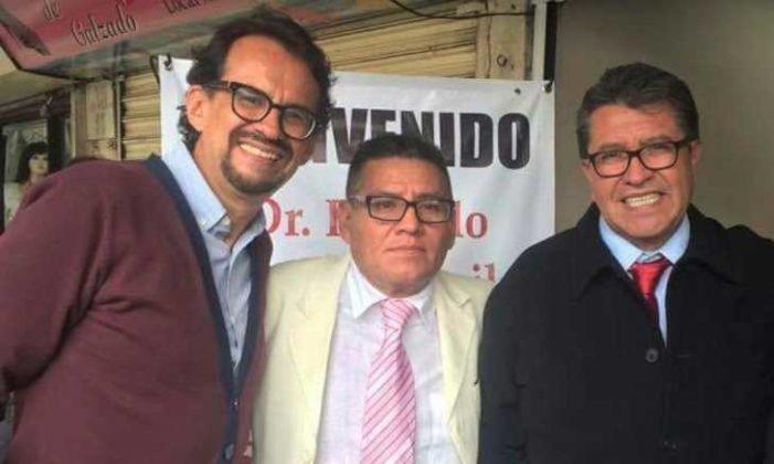 Director de Monreal presenta su renuncia y le pide no dejar Morena (video)