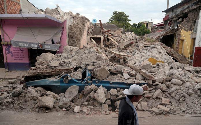 Aumenta a 305 la cifra de muertos por el sismo del 19 de septiembre