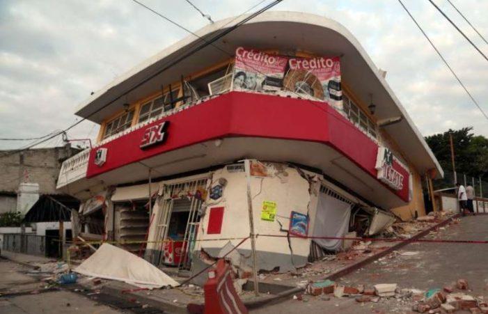 A casi un mes del sismo, la economía de Jojutla se encuentra colapsada