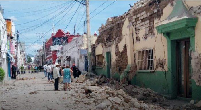 Segob declara 306 localidades como zonas de desastre natural