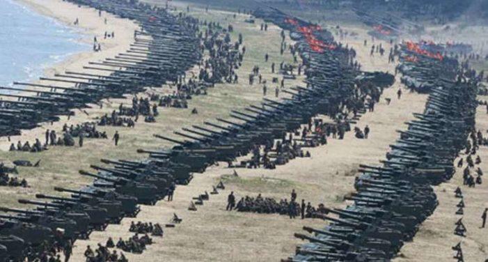 Corea del Norte indica que ataque contra Estados Unidos es 'inevitable'