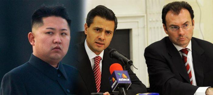Luis Videgaray condena 'enérgica y categóricamente' lanzamiento del misil de Corea del Norte