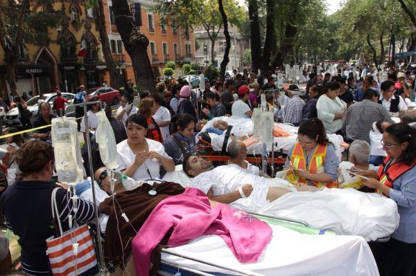 SSA reporta 47 lesionados graves por sismo del 19 de septiembre