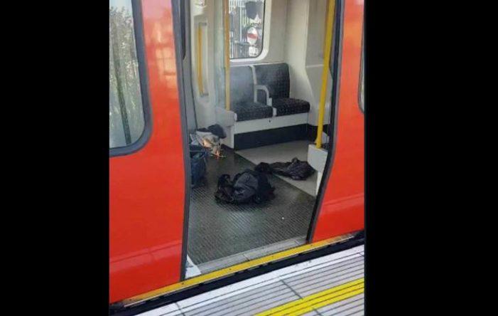 Explota artefacto en metro de Londres, hay al menos 22 heridos (VIDEO)