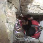 'Si sobreviví fue por algo': Lucía estuvo 36 horas enterrada en los escombros