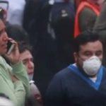 Madre gritó toda la noche a sus hijos en el multifamiliar de Tlalpan