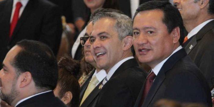 Partidos con excepción de Morena llenaron de aplausos y alabanzas el informe de Mancera