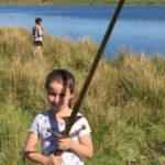 Niña encuentra la 'espada de Excálibur' del Rey Arturo