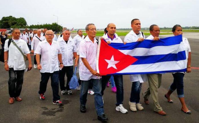 Médicos cubanos llevan más de 6 mil 500 consultas en el Istmo sin día de descanso
