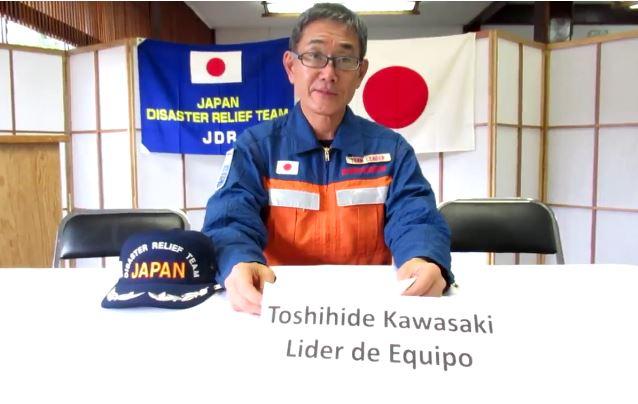 Japoneses se despiden de México, 'amigos de verdad, cuates en la adversidad' (VIDEO)