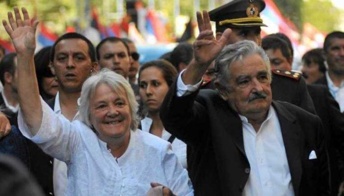 La exguerrillera y esposa de Pepe Mujica será Vicepresidenta de Uruguay