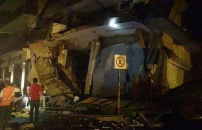Aumenta a 71 la cifra de muertos por sismo en Oaxaca