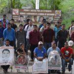Autoridades que gritan 'viva Mexico' son los que traicionan a la Patria: padres de los 43