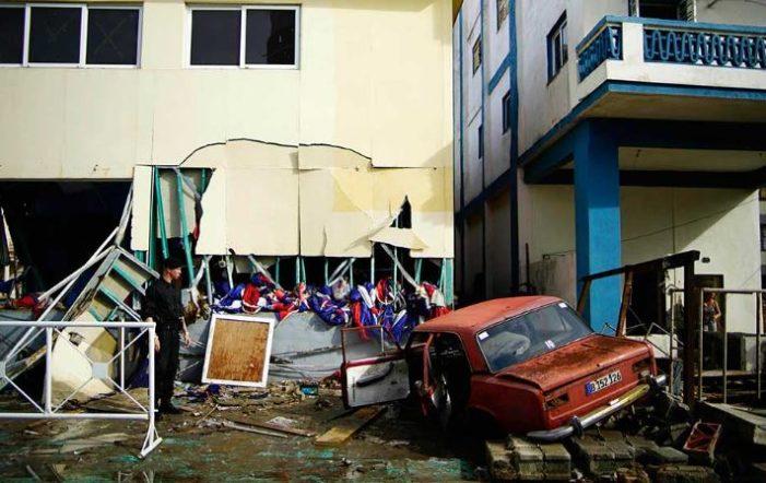 Cuba registra 10 muertos, corte de electricidad e inundaciones tras paso de huracán 'Irma'