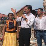 Peña Nieto declara 3 días de luto nacional por el sismo de 8.2 grados