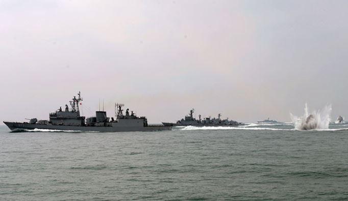 Corea del Sur utilizó fuego real para mandar señal de advertencia a Corea del Norte