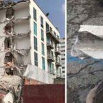 Constructoras de edificios que se cayeron podrían ser acusadas por homicidio