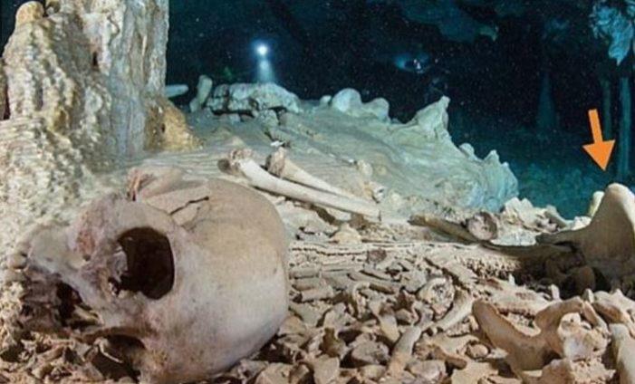 En México se asentaron los primeros humanos de América