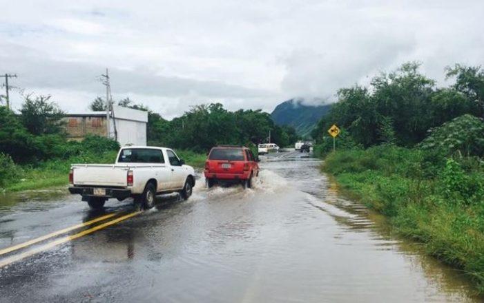 Crecida del río Balsas en Guerrero deja 200 viviendas inundadas