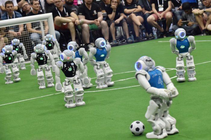 Mexicanos ganan premio en el RoboCup 2017 en Japón