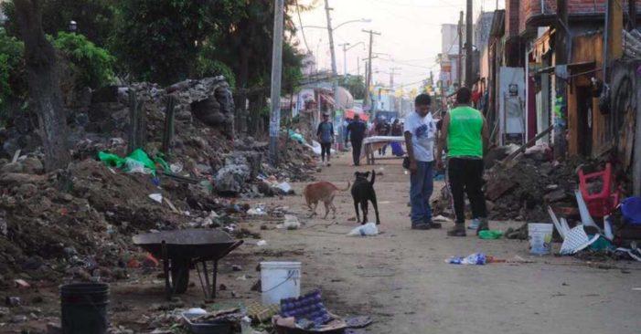 Abuso de precios, olvido y escasez de agua y alimentos prolifera en Xochimilco