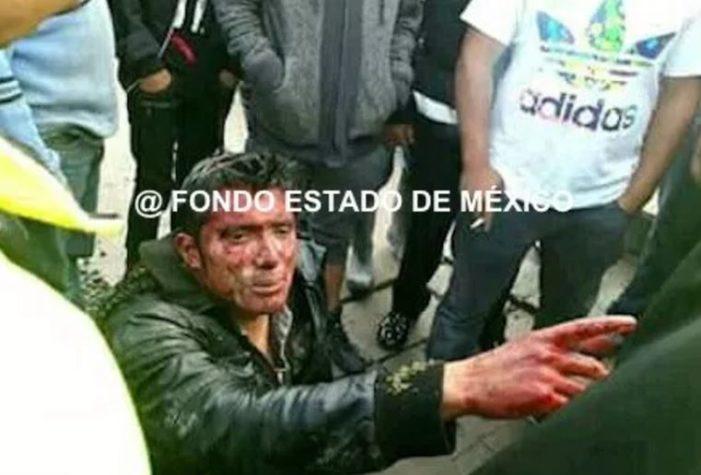 Intentó secuestrar a niño y vecinos casi lo linchan en Ecatepec