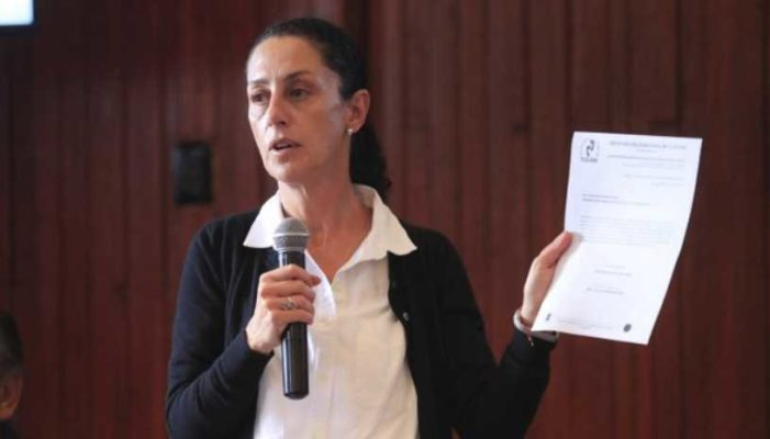 PRD miente en caso Rébsamen por motivos políticos no de justicia: Sheinbaum