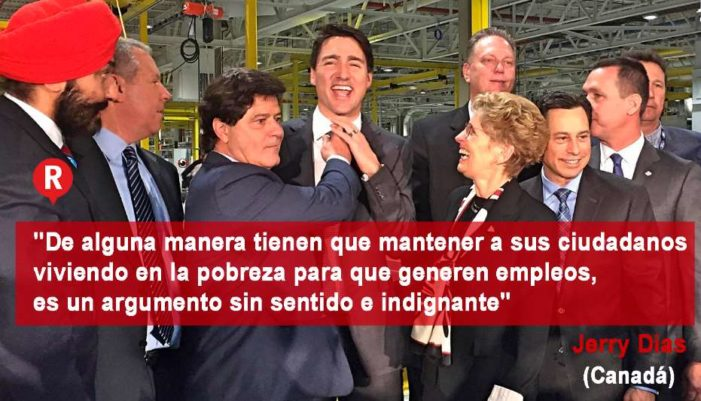 Canadá dice que el gobierno mexicano empobrece a propósito a ciudadanos