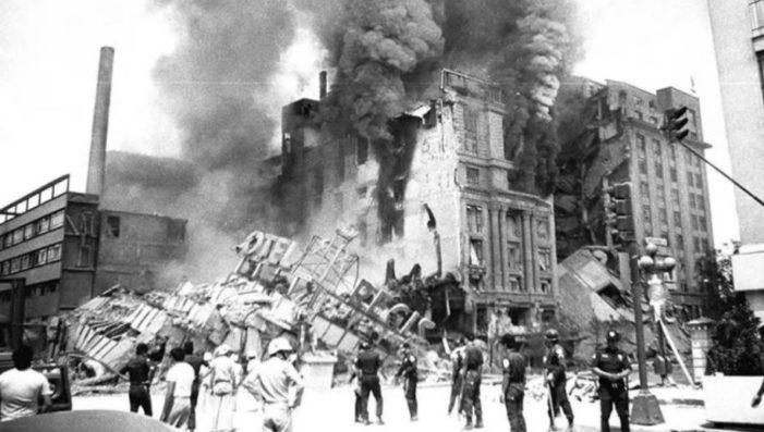 Tras el sismo, manipulación, autoritarismo, minimización