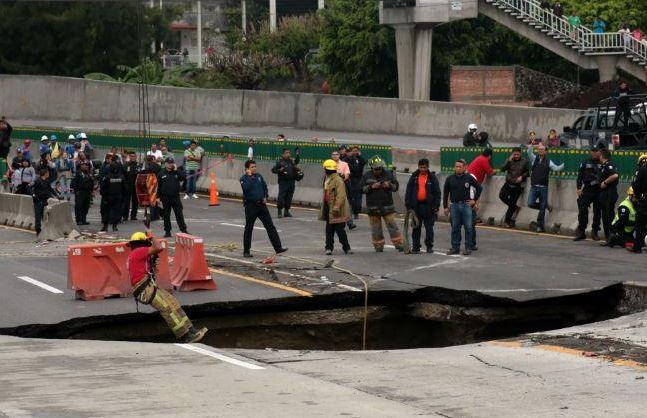 Empresa que construyó el Paso Exprés también falló a la Conagua