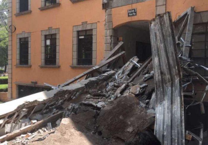 Responsable de Obra garantizó seguridad estructural del Tec un mes antes del sismo