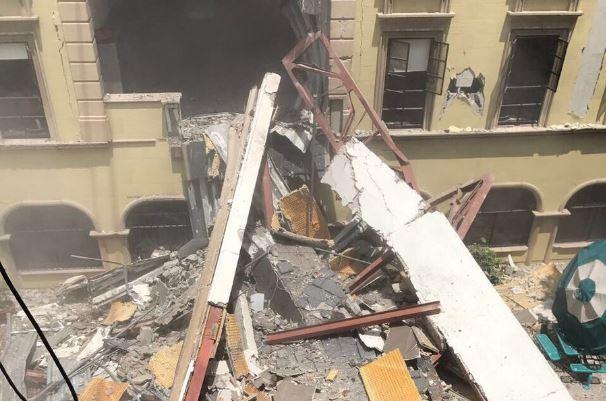Tras el sismo confirman 5 muertes en el Tec de Monterrey