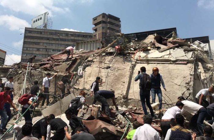 Mancera sabía de daños en edificios antes del sismo: Colegio de Ingenieros