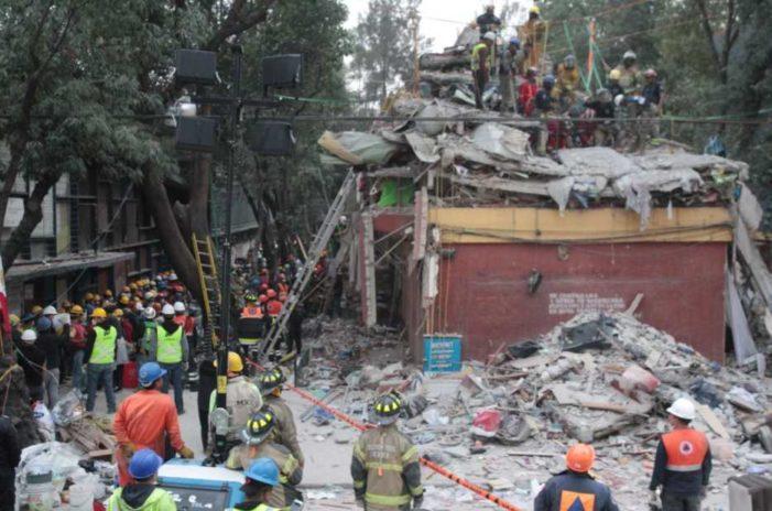 Serán demolidos 160 edificios en la CDMX que se afectaron gravemente por el sismo