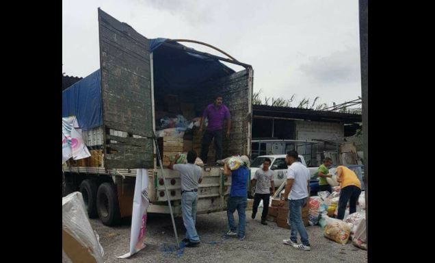 Condicionamiento de ayuda para damnificados en Morelos es totalmente falso: Graco