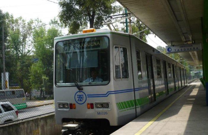Concluyen trabajos en Multifamiliar de Tlalpan, Tren Ligero ya opera con normalidad