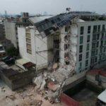 Canada Building ofrece edificios antisísmicos, pero el de Zapata 56 dejó mucho que desear