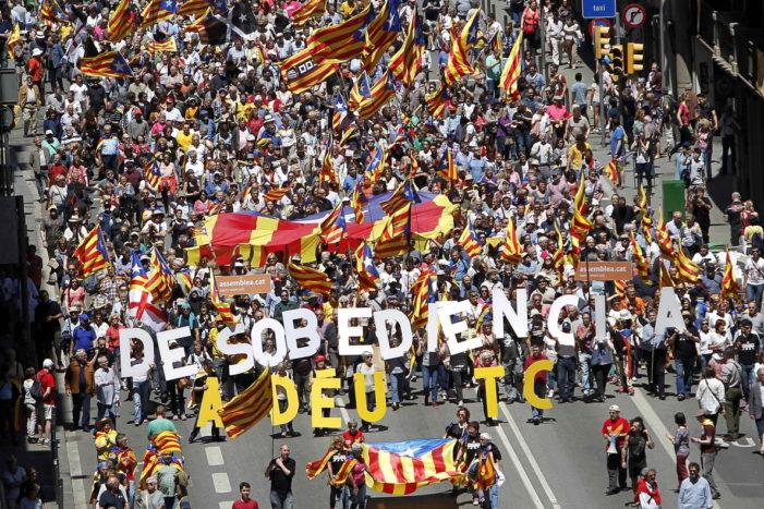 La CUP, la fuerza radical del independentismo en Cataluña
