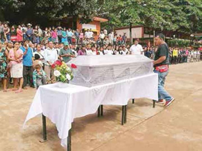 Hallan muerta a menor de 12 años en el sur de Veracruz