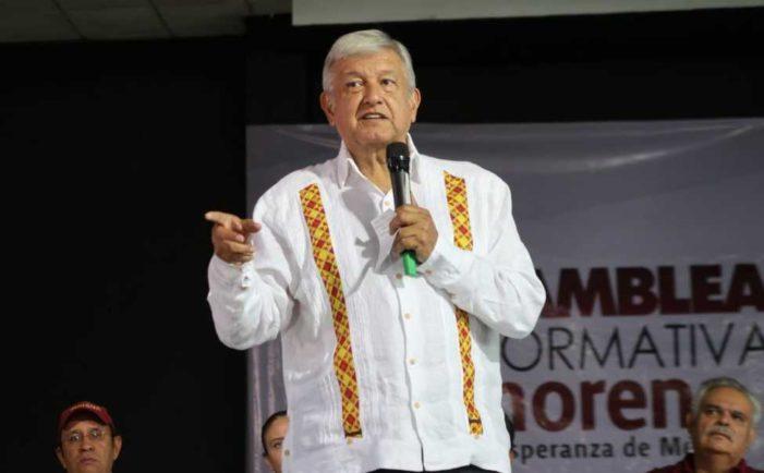 Salinas y Peña ya están peleados por elegir a su candidato presidencial: AMLO