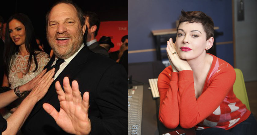hollywood harvey weinstein acoso sexual violación