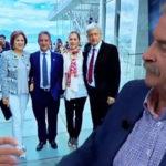 Presidente de Cantabria expresa su apoyo a AMLO en televisión española (Video)