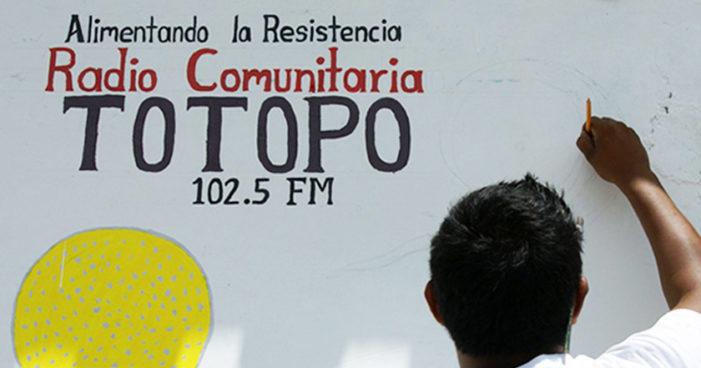 Aprueban diputados reforma que criminaliza a las radios comunitarias