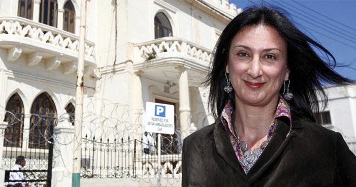Asesinan a periodista que dirigió el caso 'Papeles de Panamá' en Malta