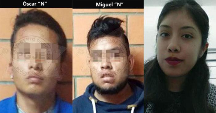 Asesinos de Jazmín, de 19 años, eran sus propios empleados