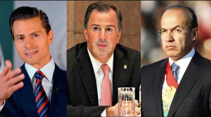 Meade confiesa haber votado por Peña aún siendo secretario de Calderón en 2012