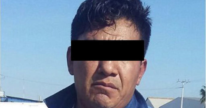 Capturan a 'El Oso', presunto operador del Cártel de Sinaloa